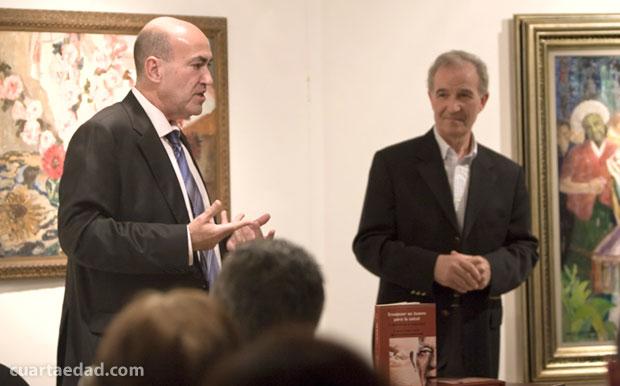 Dr. Joan Mir y F. Javier Gonzalez Martin